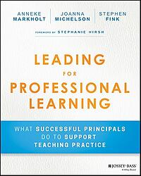 Leading for Professional Learning Cover