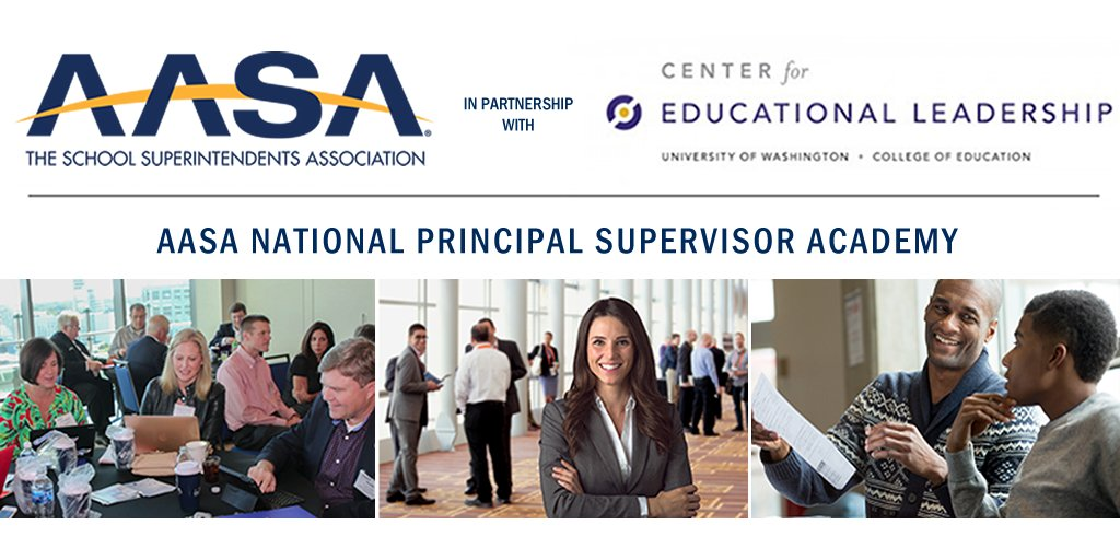 AASA National Principal Supervisor Academy