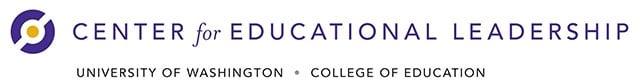 University of Washington Center for Educational Leadership logo-2