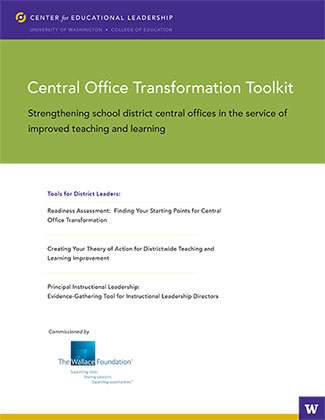Central Office Transformation Toolkit cover