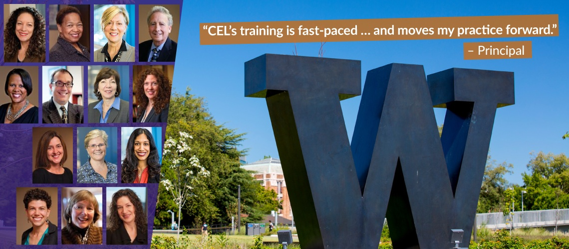 Learn with UW experts